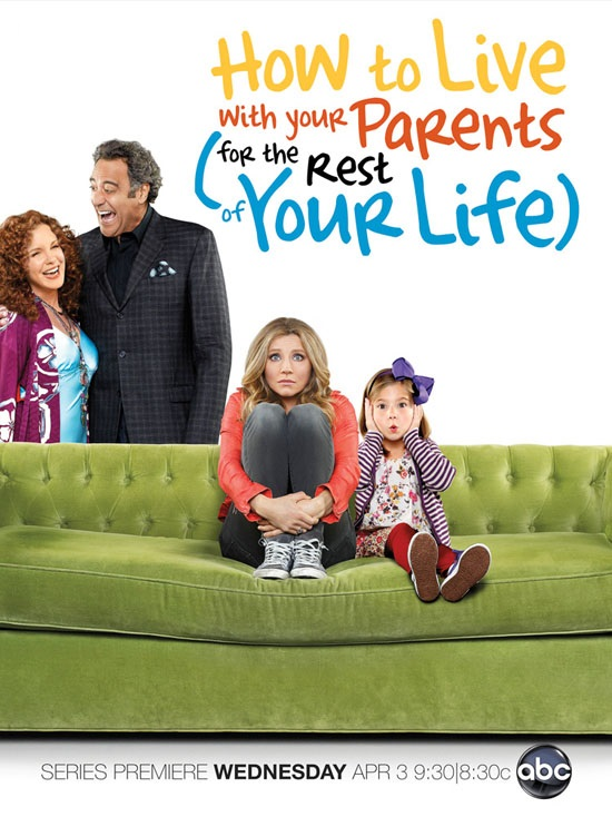 Baixar How To Live With Your Parents – Temporada 01 Episodio 06 S01E06 HDTV + RMVB Legendado