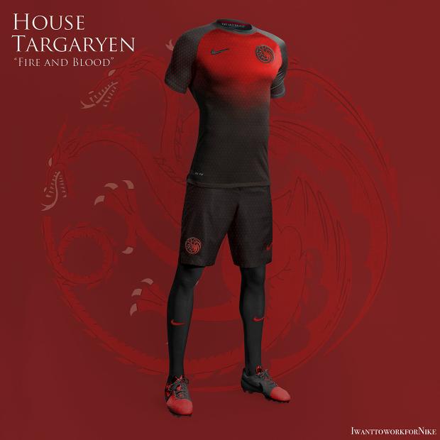 Nike Designer Game Of Thrones