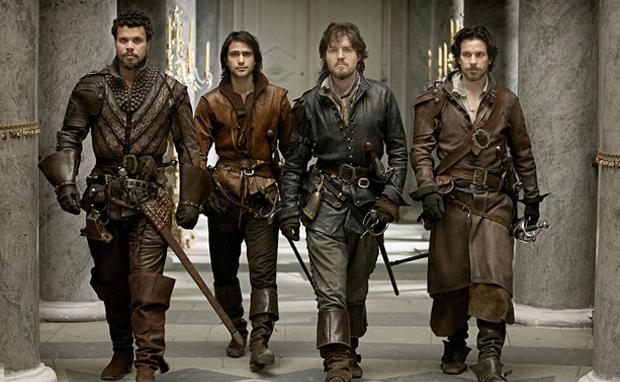 [SERIADO] The Musketeers - BBC Musketeers