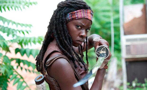 Danai Gurira, a Michonne de The Walking Dead, estará na CCXP17!