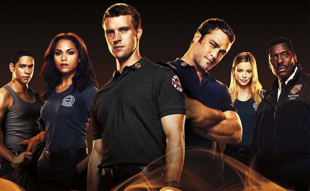 Universal Channel exibe crossover de Chicago Fire, Chicago P.D. e Law & Order: SVU
