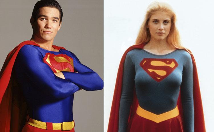 Supergirl: Dean Cain e Helen Slater são as novas adições ao elenco da série!