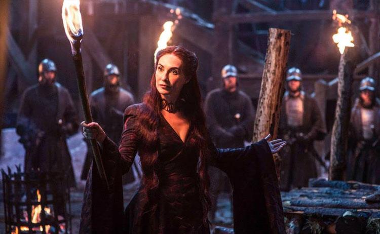 Ligado Entrevista: Carice Van Houten, a Melisandre de Game of Thrones!