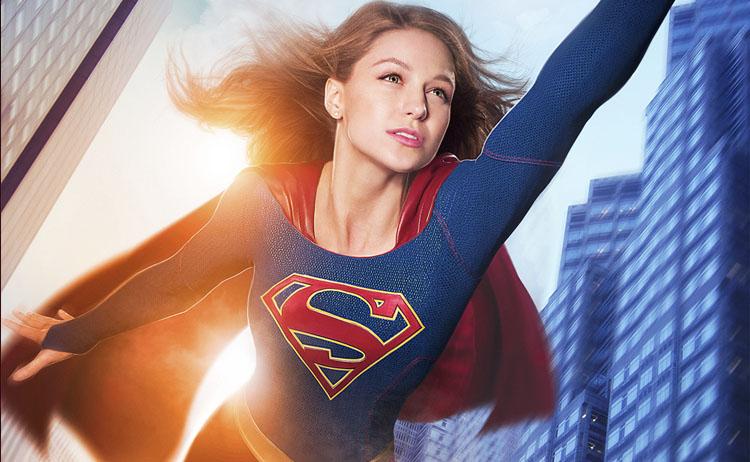 Supergirl e Blindspot serão exibidas no Brasil pela Warner Channel!