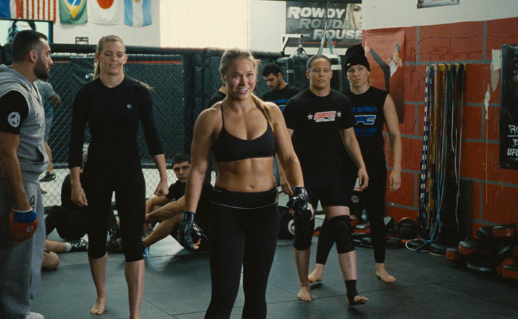 Blindspot terá participação especial de Ronda Rousey!