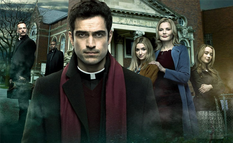 O Exorcista: 2ª temporada ganha data de estreia e promo irreverente com INRI Cristo!
