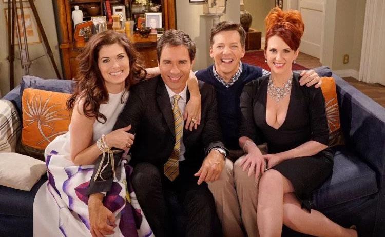 Ator de Will & Grace diz que a série vai voltar em 2017 com 10 episódios!