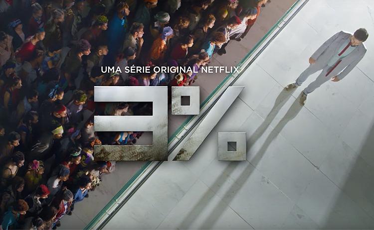 3%: Netflix divulga o trailer completo de sua série brasileira original!