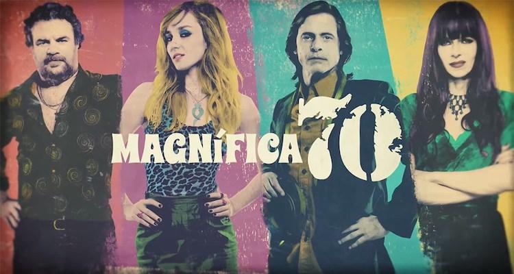 Ligado Entrevista: o elenco da 2ª temporada de #Magnífica70!