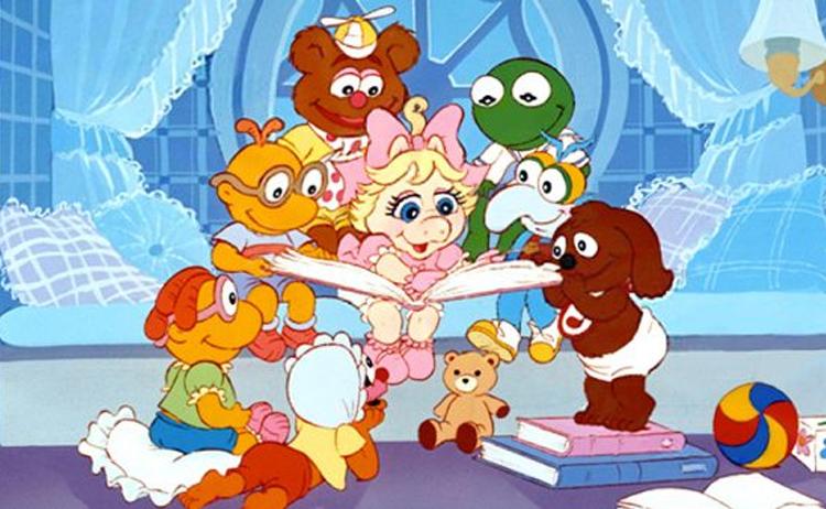 Muppet Babies vai ganhar uma nova versão pela Disney!