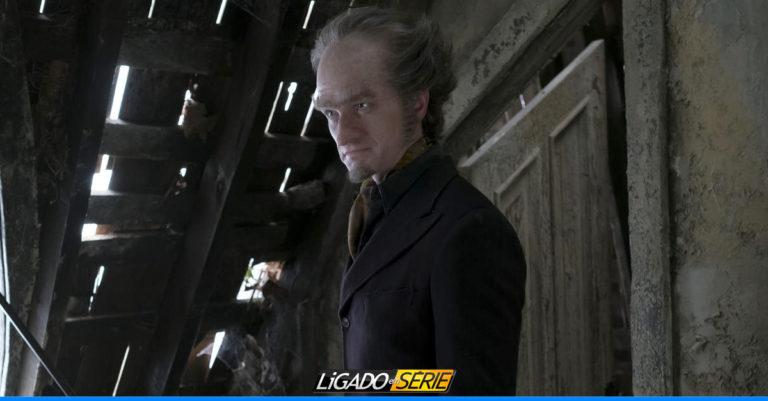 Desventuras em Série: conheça o Conde Olaf de Neil Patrick Harris!