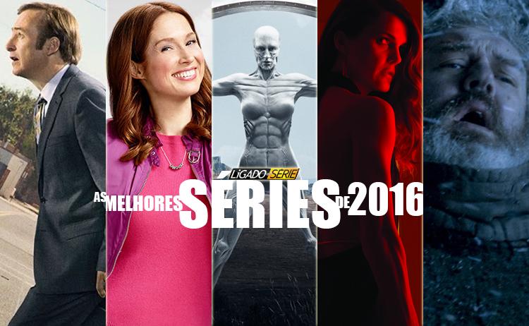 As 10 melhores séries de 2016!