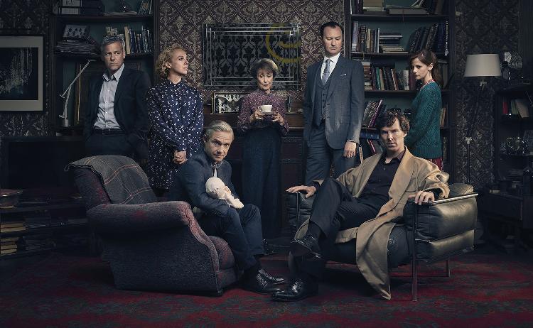 O que sabemos sobre a 4ª Temporada de Sherlock