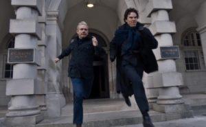 Netflix anuncia a estreia da 4ª temporada de Sherlock!
