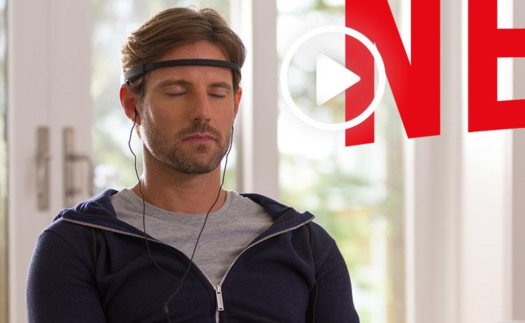 MindFlix permite controlar a Netflix com o poder da mente!