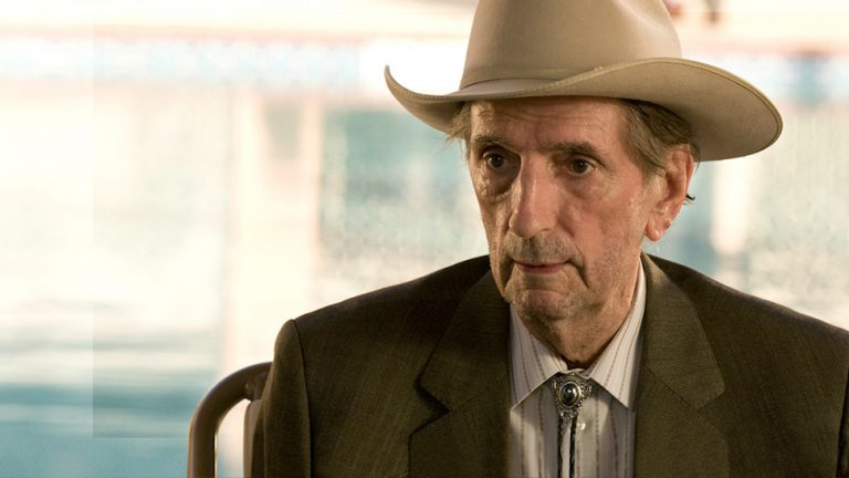 Harry Dean Stanton, de Big Love e Twin Peaks, morreu hoje aos 91 anos
