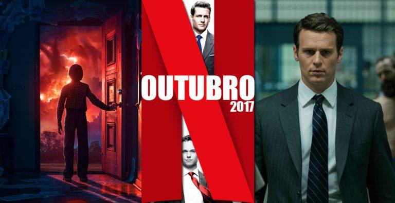 As novidades de outubro na Netflix!