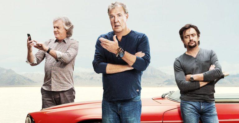 Amazon lança a eletrizante 2ª temporada de The Grand Tour!