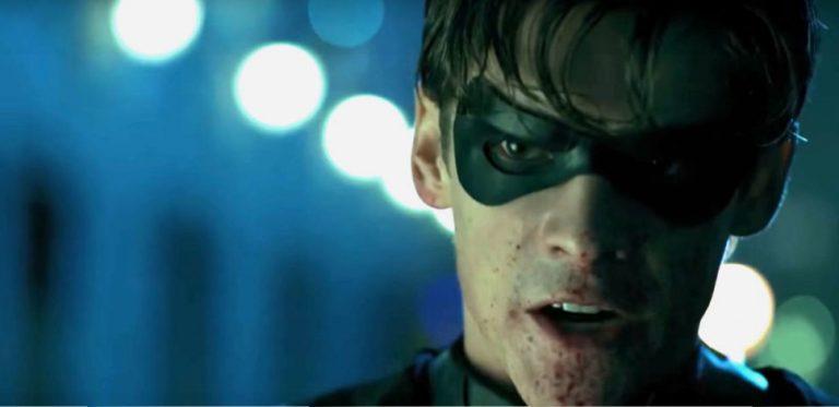 Titans: Robin é destaque em teasers da nova série da DC