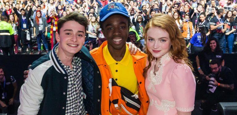 Netflix divulga o primeiro teaser de Stranger Things 3