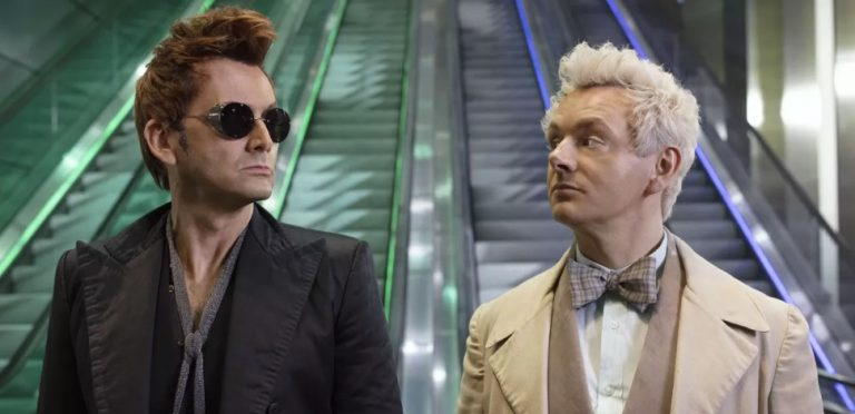 Prime Video anuncia Good Omens, This is Us e The Good Fight para maio