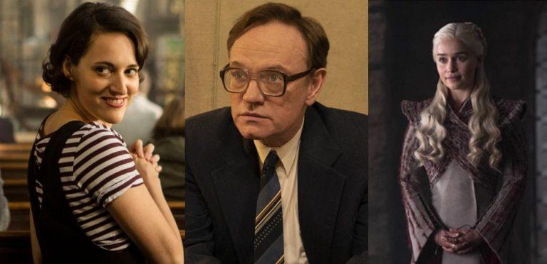 Chernobyl, Fleabag e Game of Thrones são os grandes vencedores do Emmy 2019!