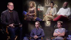 La Casa de Papel: elenco fala ao Ligado sobre a Parte 4!