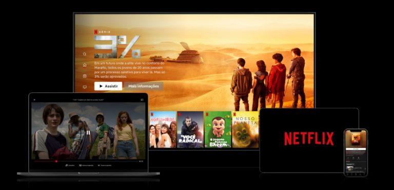 Entenda como a Netflix escolhe os filmes e séries para você